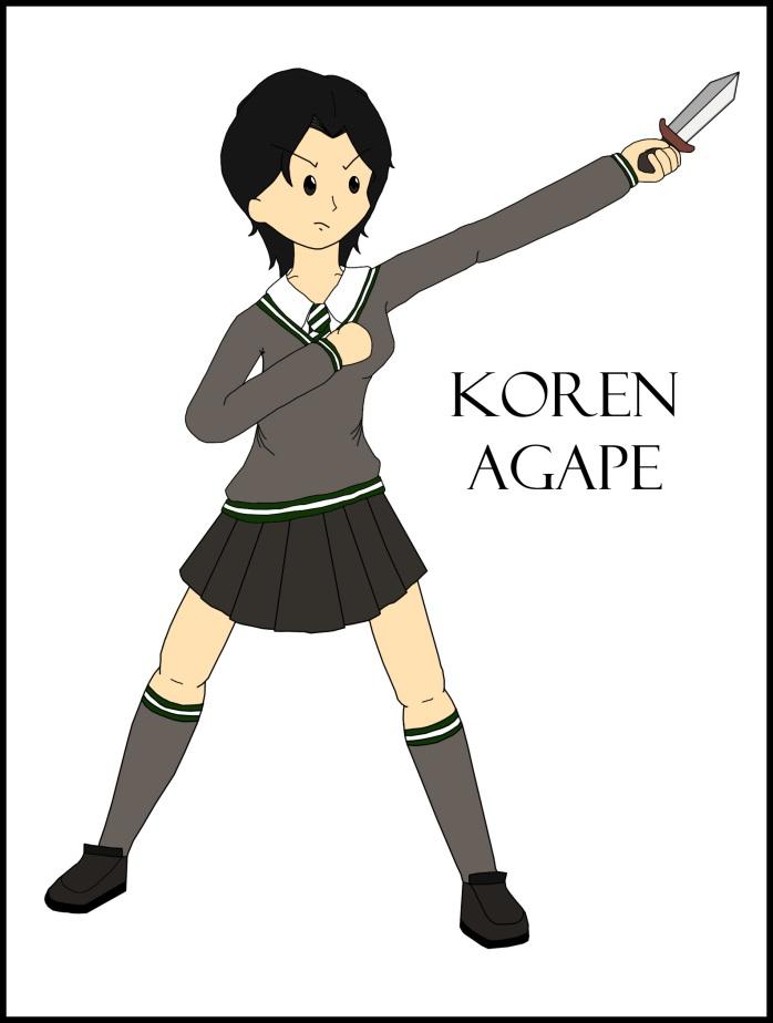 Koren Agape 081610